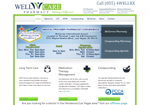 Well Care Pharmacy