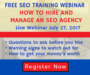 Free Digital Marketing Webinars