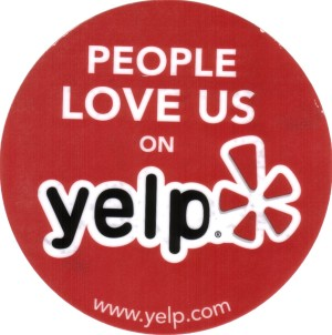 Yelp icon: Why does yelp filter reviews?
