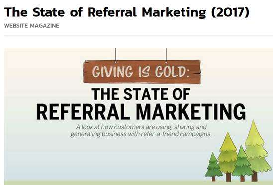 The State of Referral Marketing (2017)