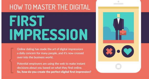 How To Master Your First Impression – Digitally
