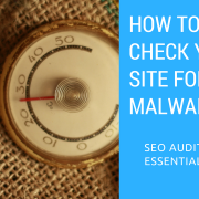 Thumbnail for video explaining how to check website for malware