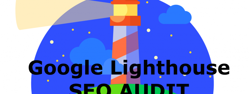Thumbnail for video review of Google Lighthouse SEO audit tool
